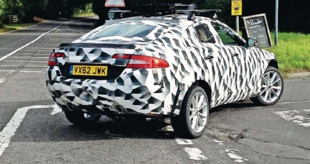 Jaguar XQ