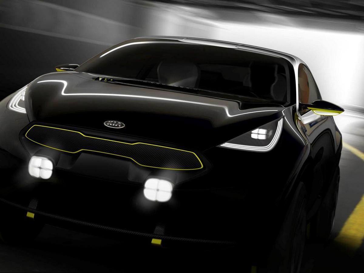 Kia Crossover Concept