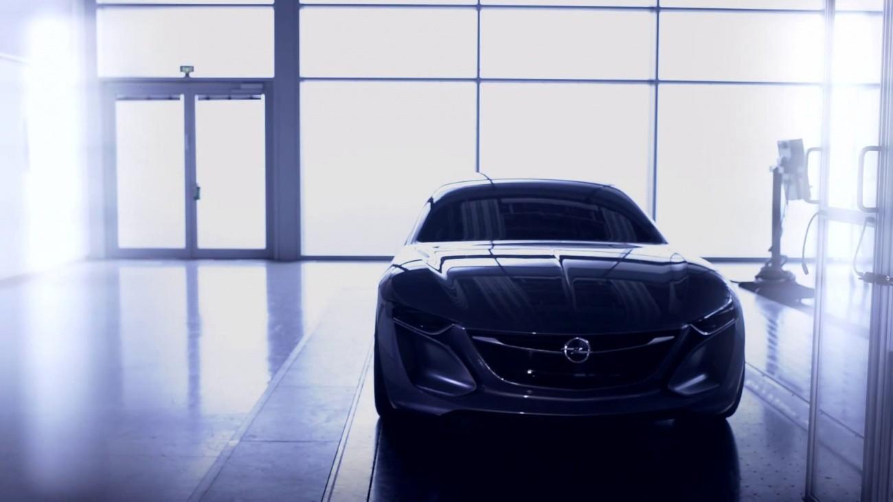 Opel Monza Concept Car 2013 Francfort (13)