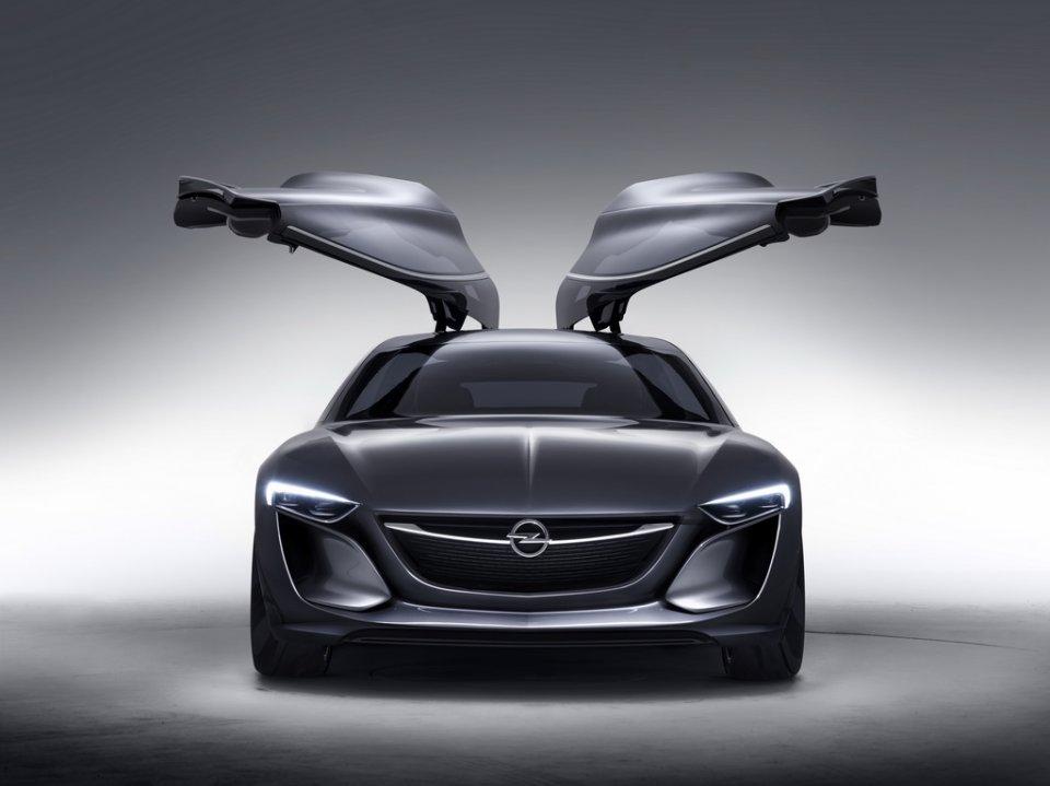Opel Monza Concept Car 2013 Francfort (21)