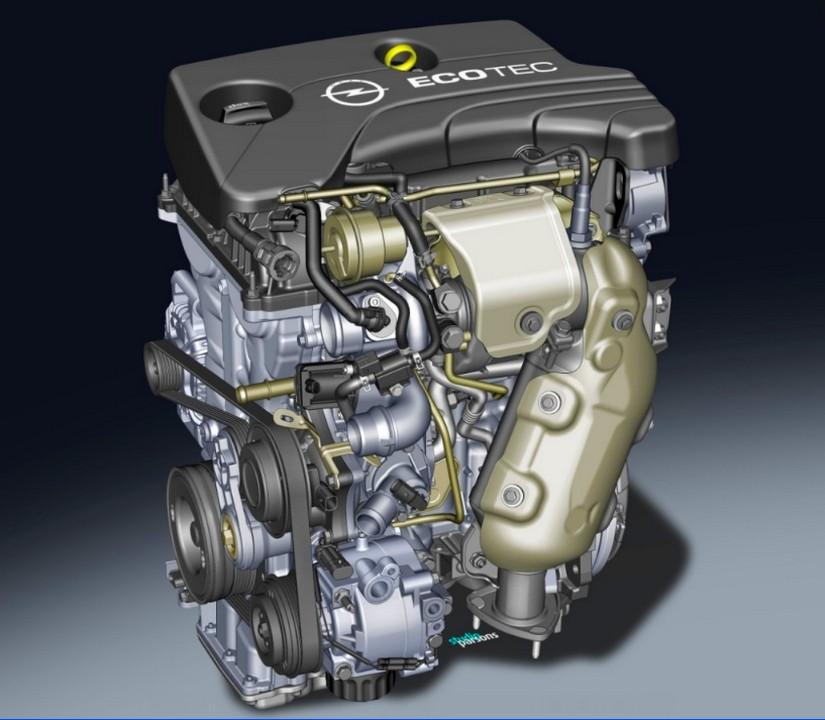 Opel nouveau Moteur L3