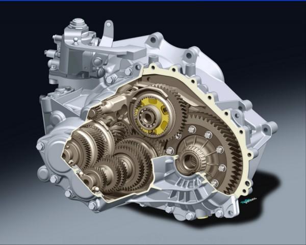 Opel nouvelle BVM6
