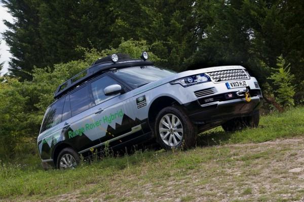Range Rover Hybrid.2