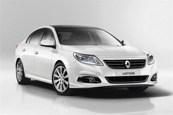 Renault Latitude 2014.1