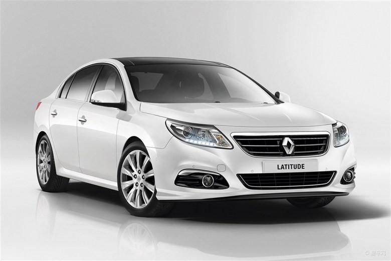 Renault Latitude 2014