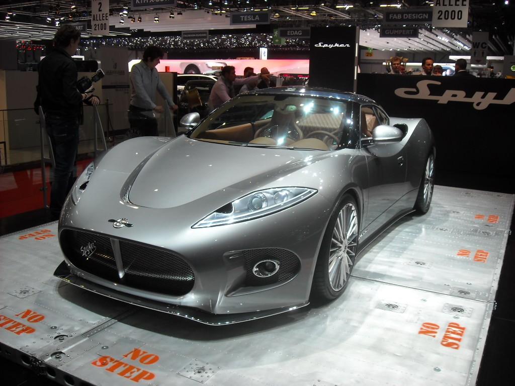 Spyker B6 Venator Coupé