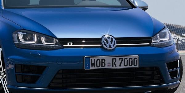 VW Golf R 2014.0