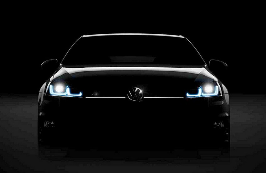 Volkswagen Golf R 2014 teaser