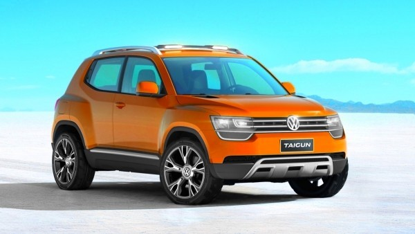 Volkswagen Taigun 2014-2015