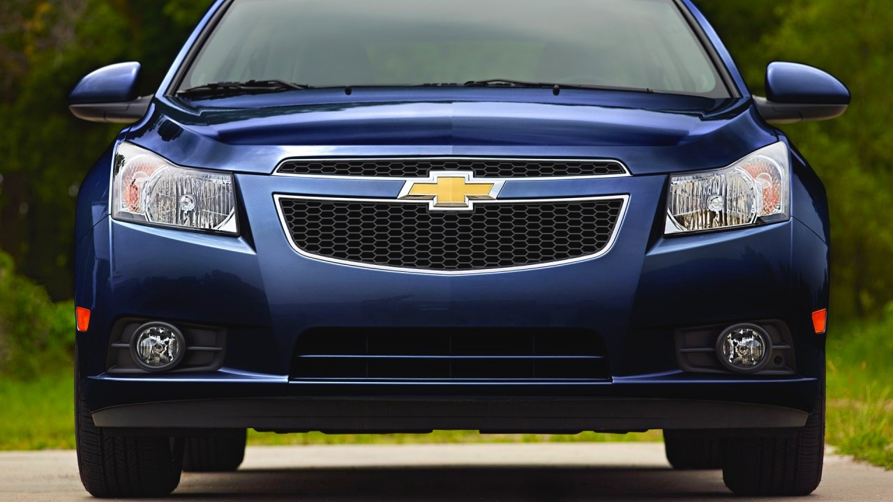 chevrolet cruze Spec US