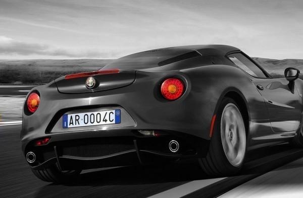 Alfa Romeo 4C 2014.0