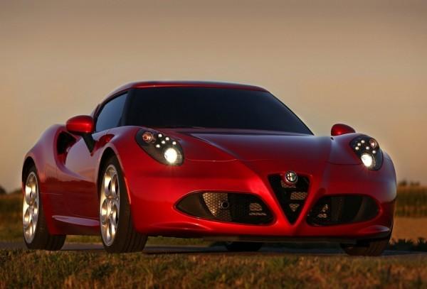 Alfa Romeo 4C 2014.32