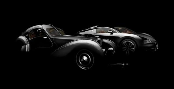 Bugatti Veyron GS Vitesse Jean Bugatti