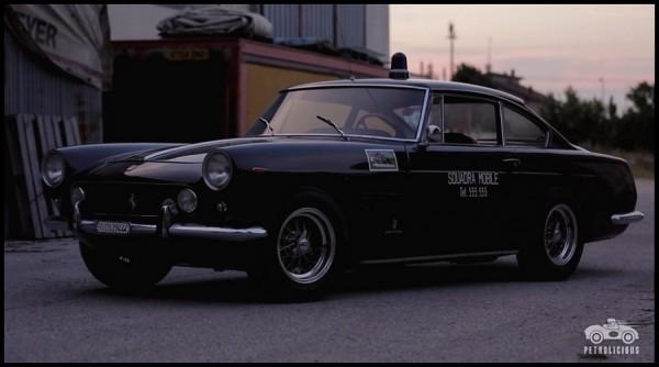Ferrari 250 GTE Polizia