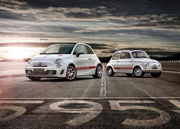 Fiat Abarth 595 50eme anniversaire.4