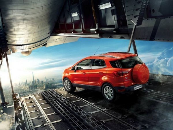 Ford Ecosport Limited edition.17