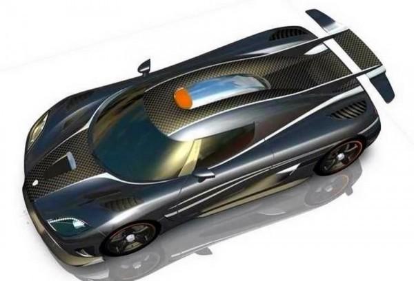Koenigsegg One-1.2