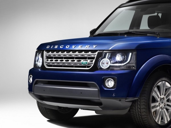Land Rover DISCOVERY 2014.3