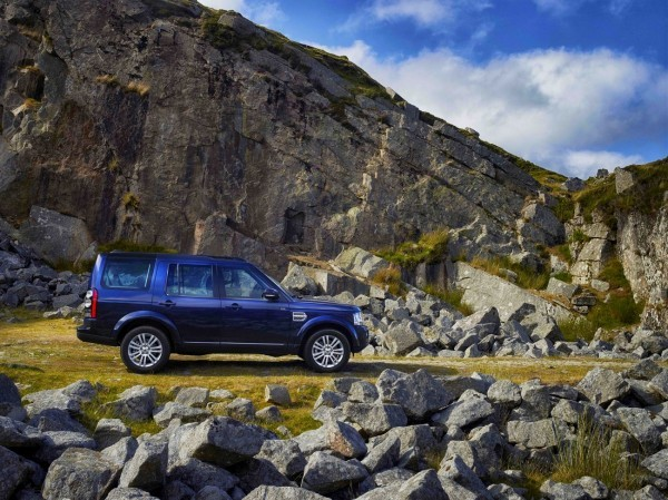 Land Rover DISCOVERY 2014.4