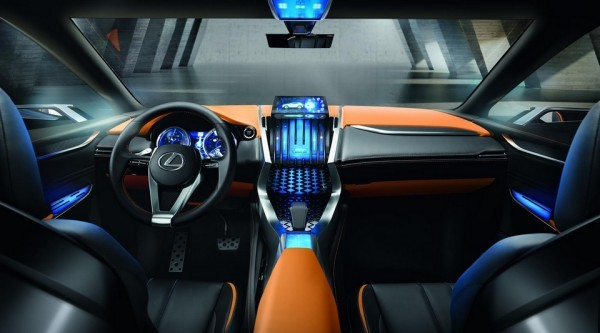 Lexus LF-NX Concept.5