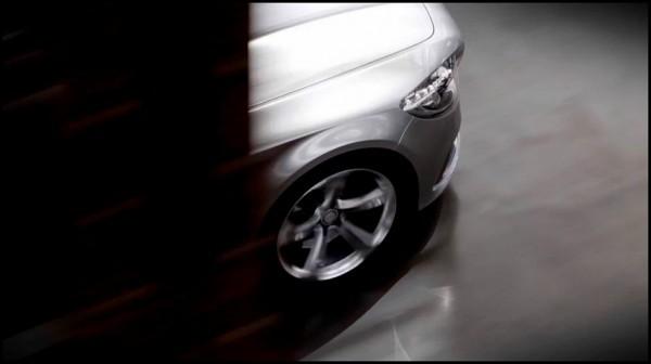 Mercedes Benz Classe S Coupé Concept teaser