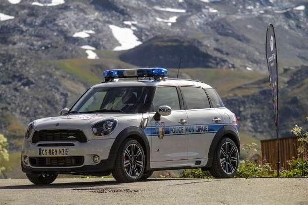 Mini Police de Vals de Thorens