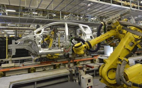 Nissan Note 2014 Production en UK