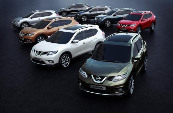 Nissan X-Trail 2014.36
