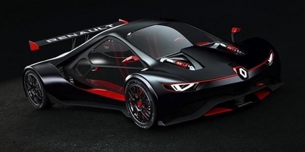 Renault Fly GT Concept by Konrad Cholewka.6