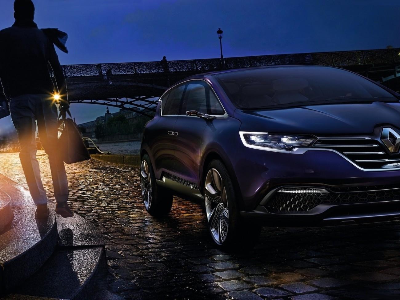 Renault Initiale Paris Concept 2013