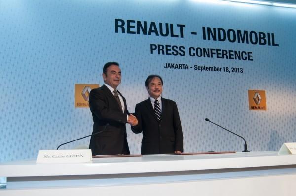 Renault s'installe en Indonésie.2