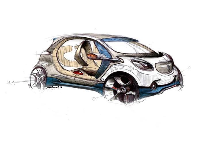 Smart FourJoy Concept Francfort 2013 (2)