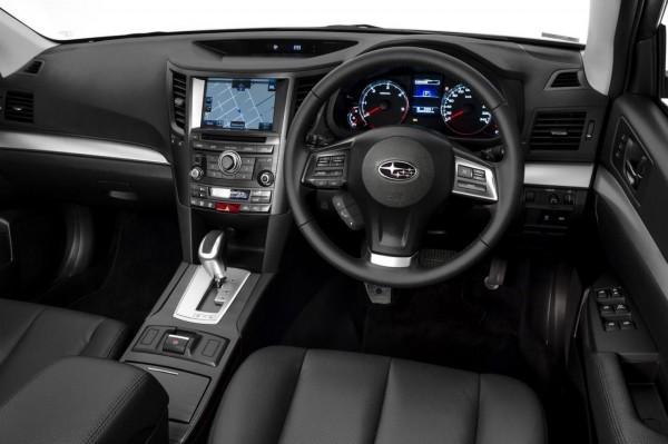 Subaru Outback Spec Australia 2014.9