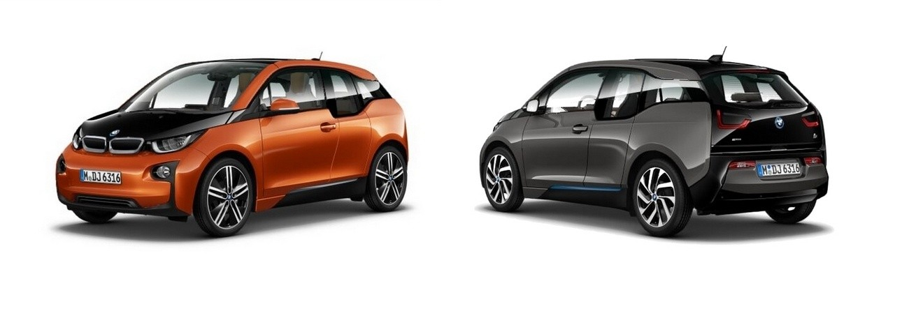 bmw hybride i3 bmw i3 to be offered as full electric vehicle or plug in hybrid autonation drive. Black Bedroom Furniture Sets. Home Design Ideas