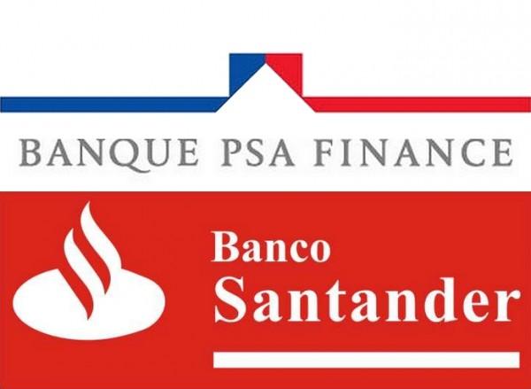 Banque PSA Finance et Banque Santander