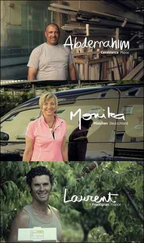 Dacia Dokker communication