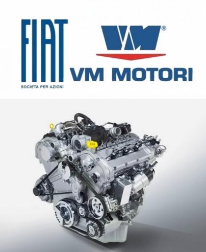 Fiat proprio de VM Motori