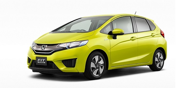 Honda Jazz - Fit Hybrid