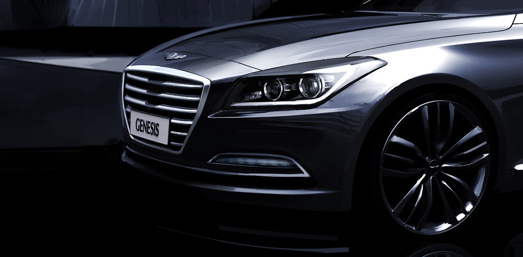 Hyundai Genesis Mk2