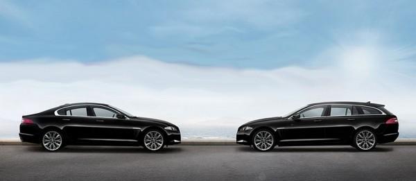 Jaguar XF Black edition.1