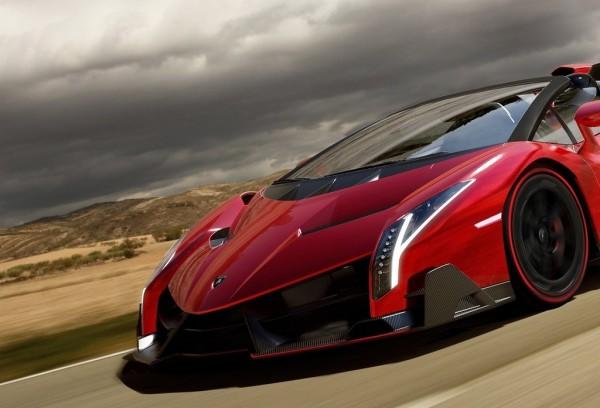 Lamborghini Veneno Roadster.0