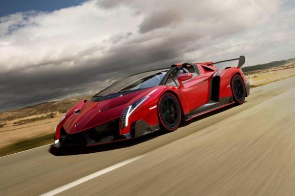 Lamborghini Veneno Roadster.1