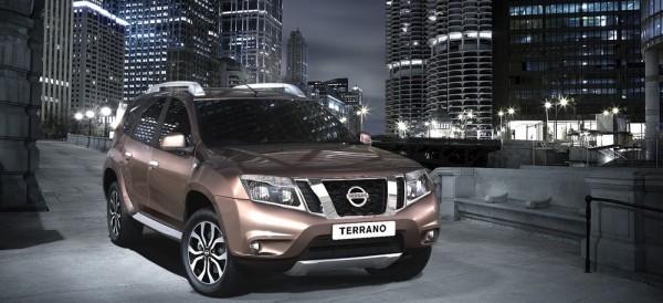 Nissan Terrano 2014.7