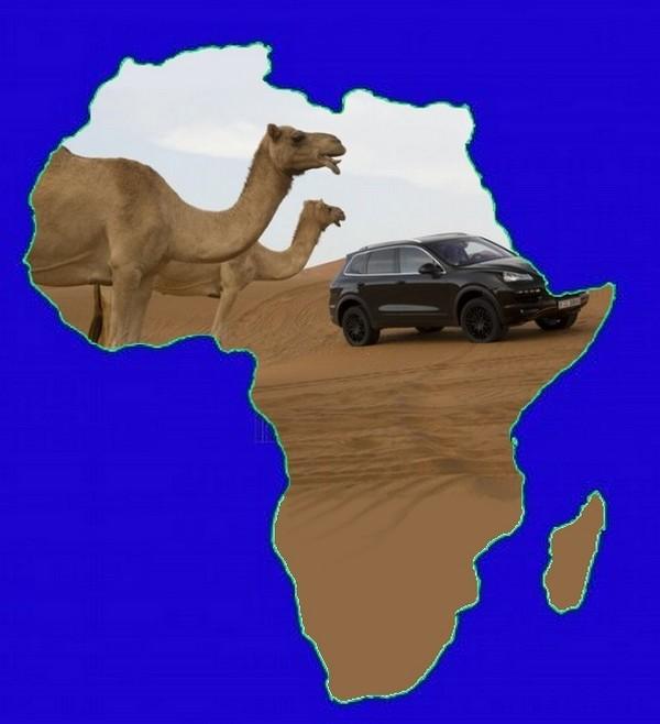 Porsche veut aller en Afrique