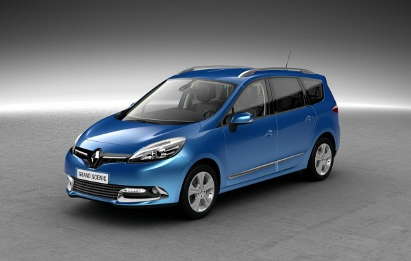 Photo Renault Gd Scenic Lounge.0 600x381 Renault Scenic et Gd Scenic Lounge : The famous French Touch !
