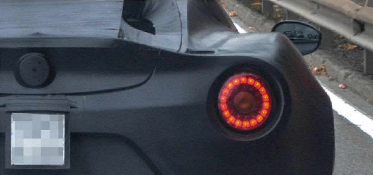Alfa Romeo 4C Spider par Autoblog