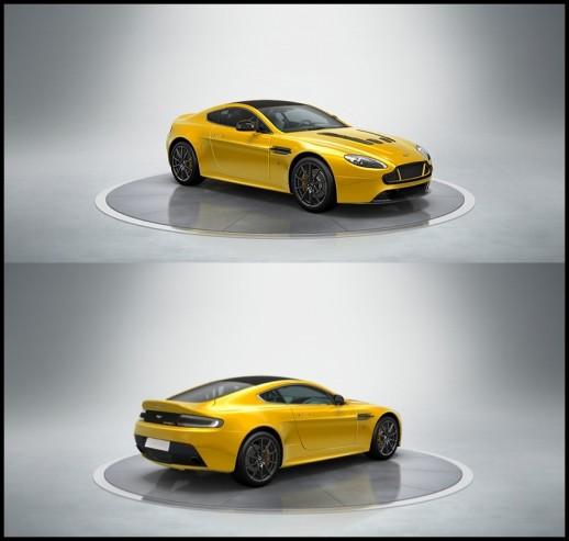 Aston Martin Vantage V12 S GT3 Street Version