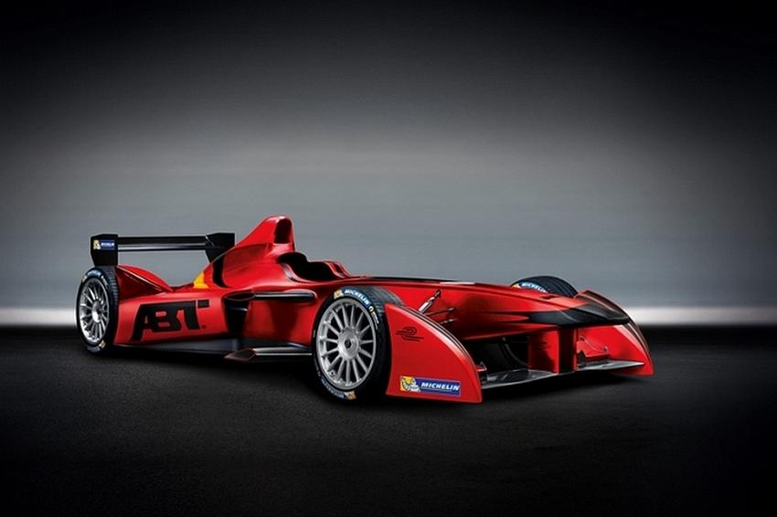 Audi Formule E