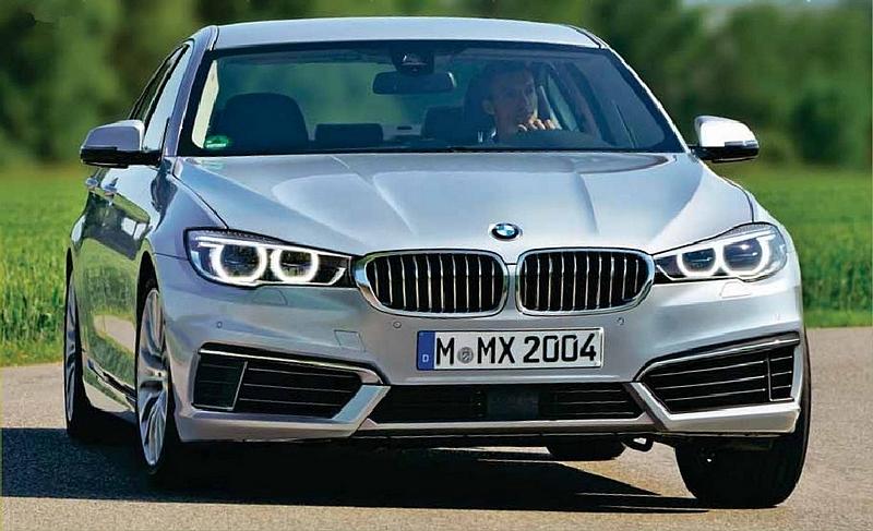 BMW Serie 5 2016