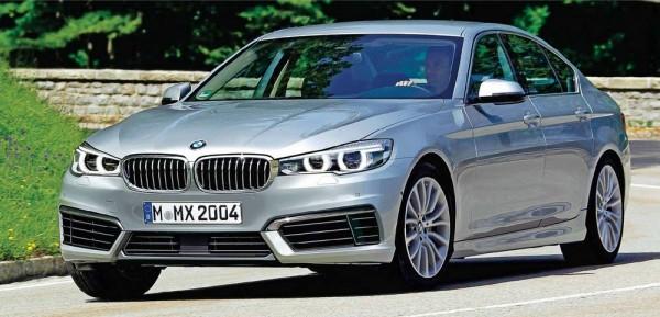 BMW Serie 5 2016.2